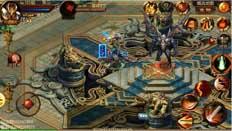 屠龙战神经典攻城战再现,皇城夺宝,红名爆装,让你酣畅pk,极限攻防聚于皇城战。